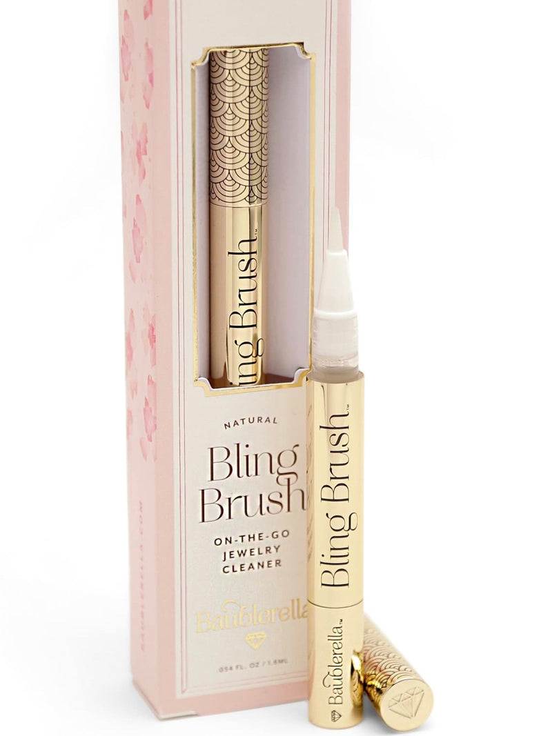 Bling Brush On-The-Go Jewelry Cleaner