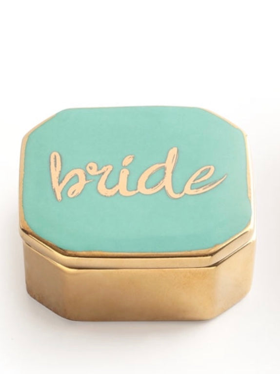 Bride Ring Box