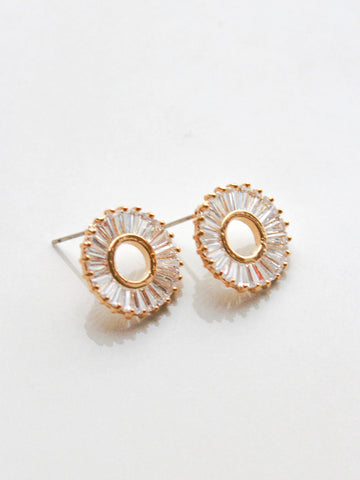 Loopy Pearl Earrings