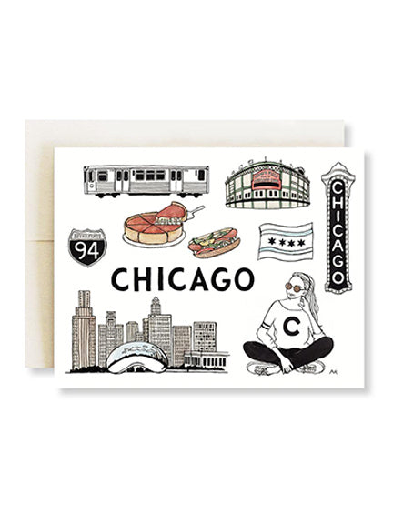 Chicago Card