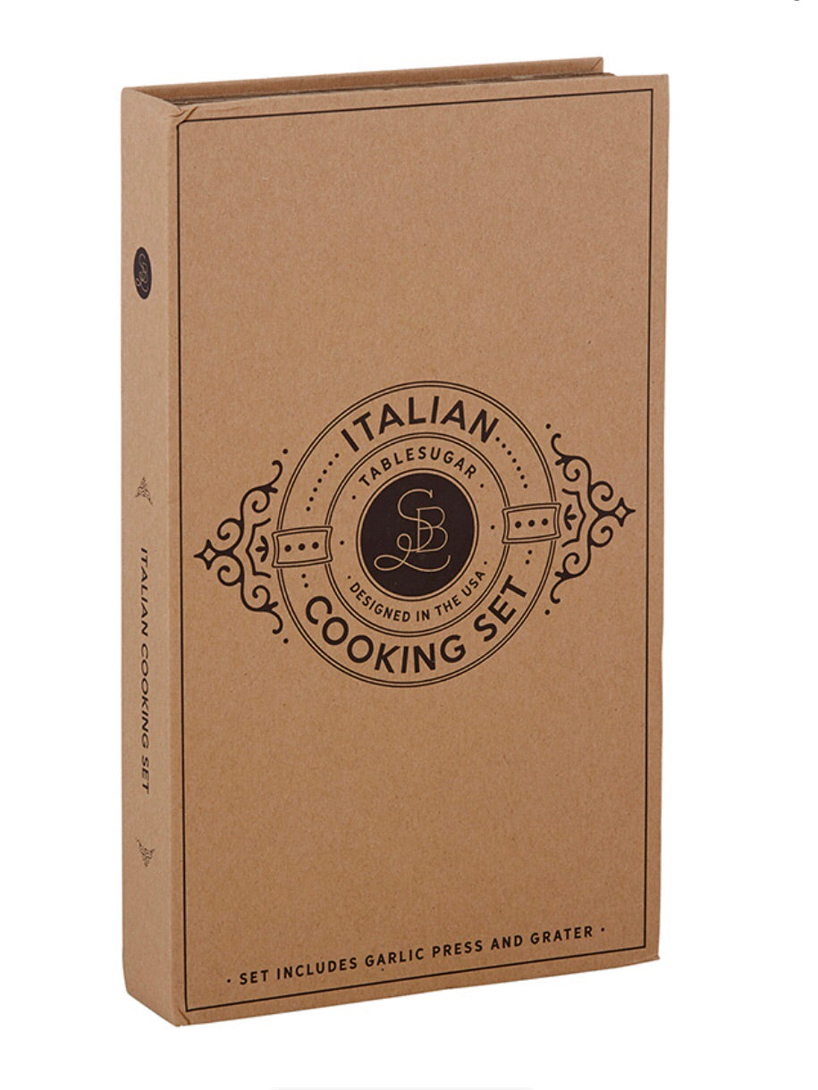 Italian Cooking Gift Set
