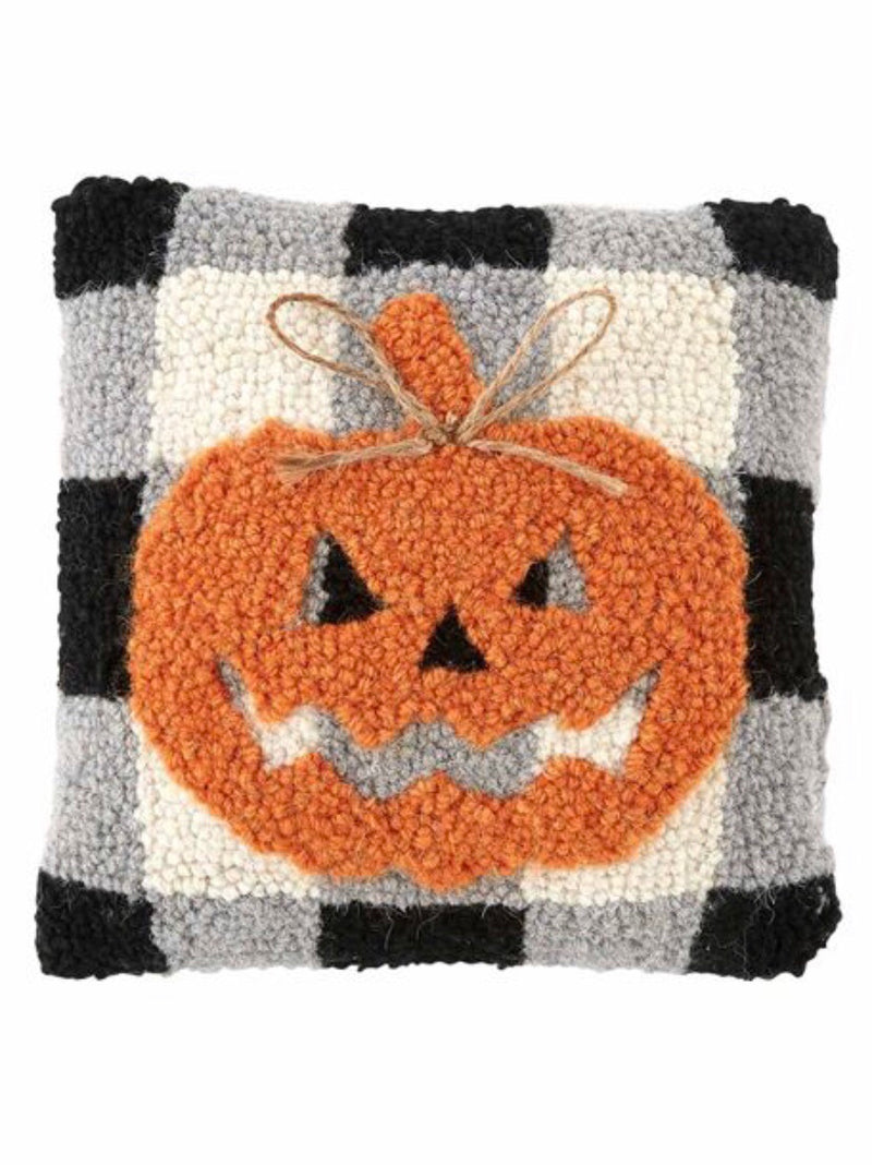 Jack O' Lantern Mini Pillow