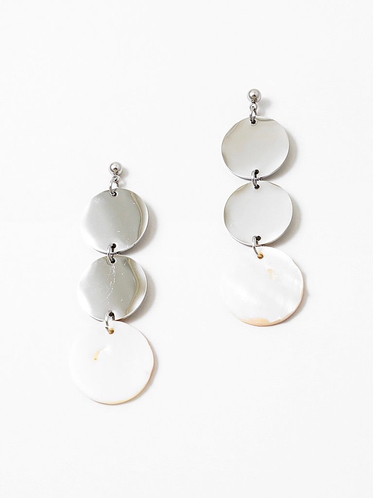 Shell & Shine Earrings
