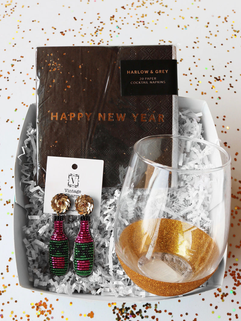 New Year More Wine Gift Set