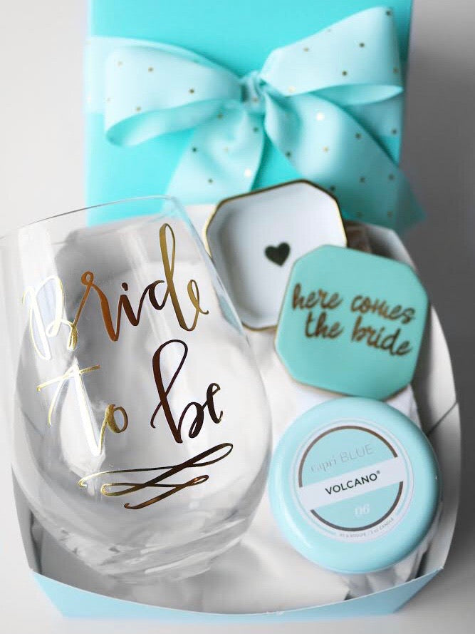 Something Blue Gift Set