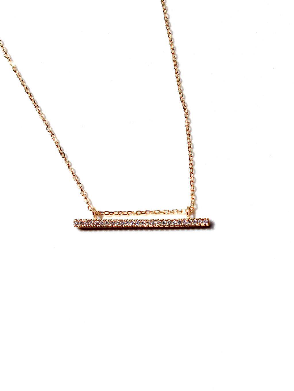 Simplistic Bar Necklace