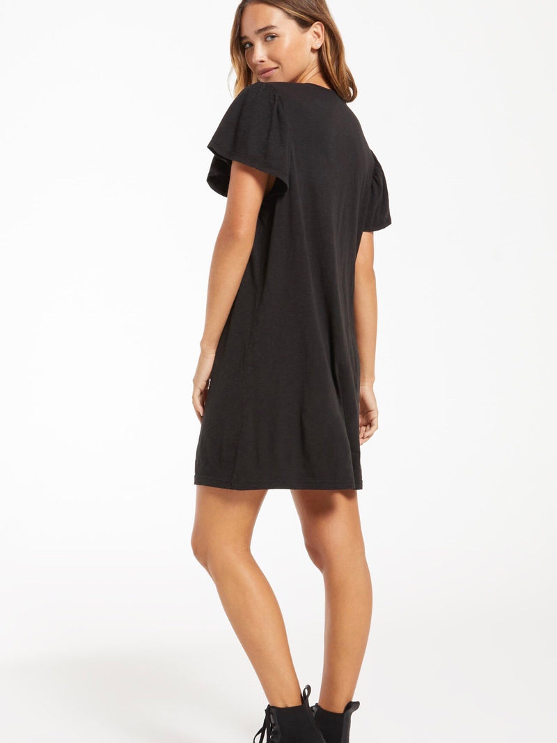 Sofia Dress- Black