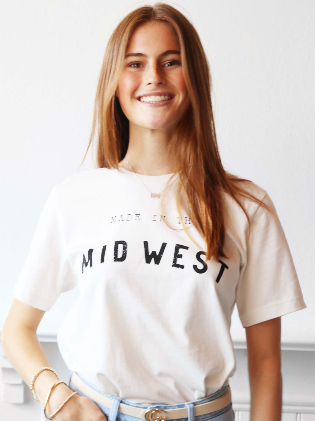 Made in the Midwest Tee