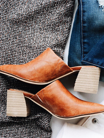 Walk This Way Taupe Ankle Bootie