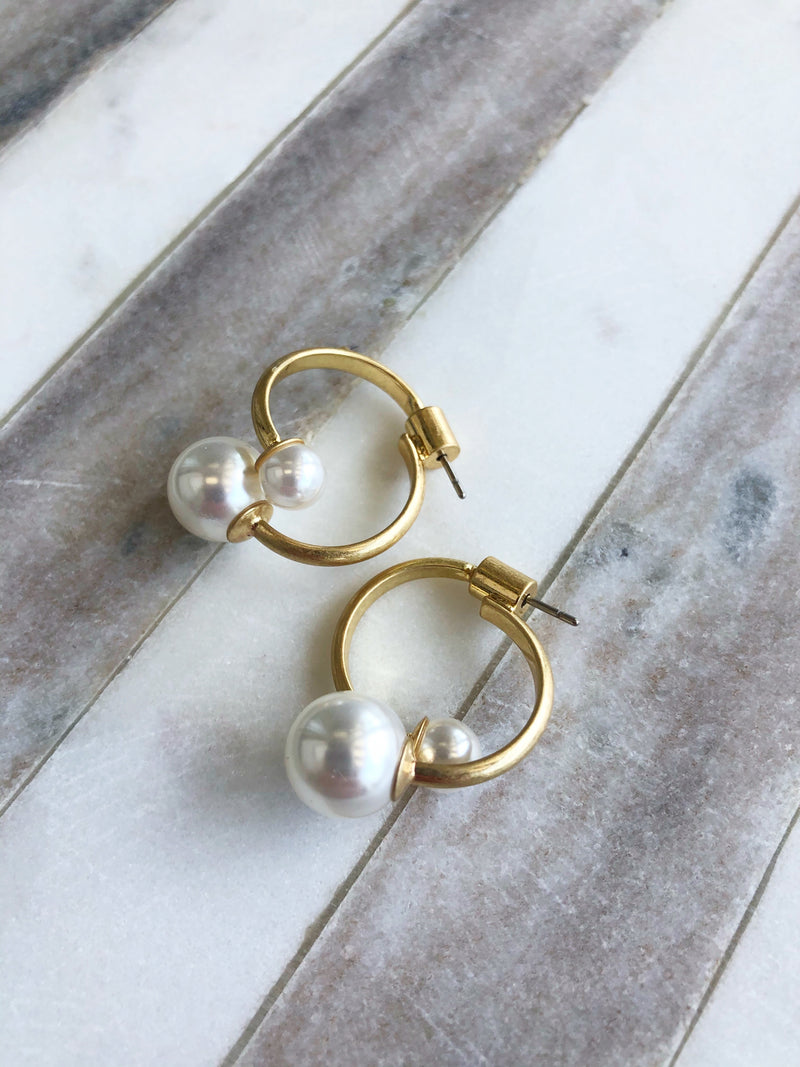 Pearlception Earrings