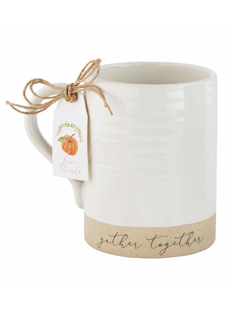 Fall Morning Gratitude Mugs