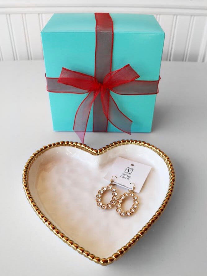 Heart Of Gold Gift Set