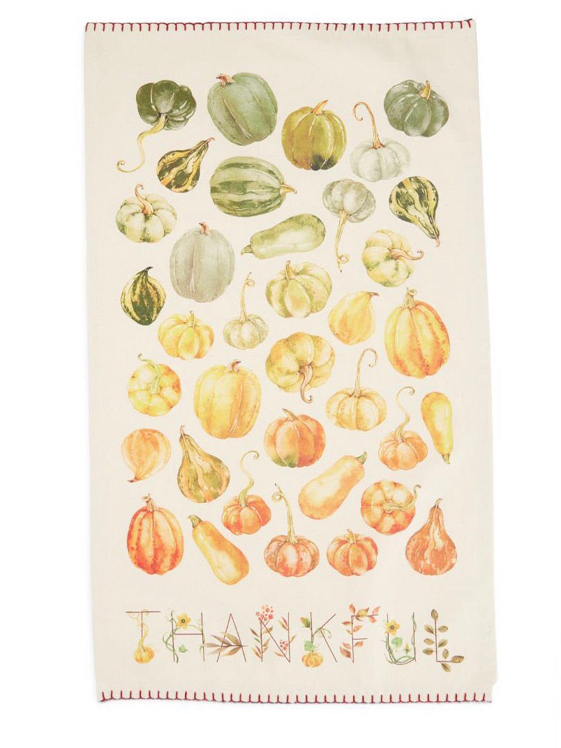 Harvest Bounty Tea Towels