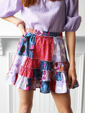 The Little Details Ruffle Skirt