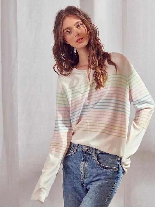 Fairview Pastel Sweater