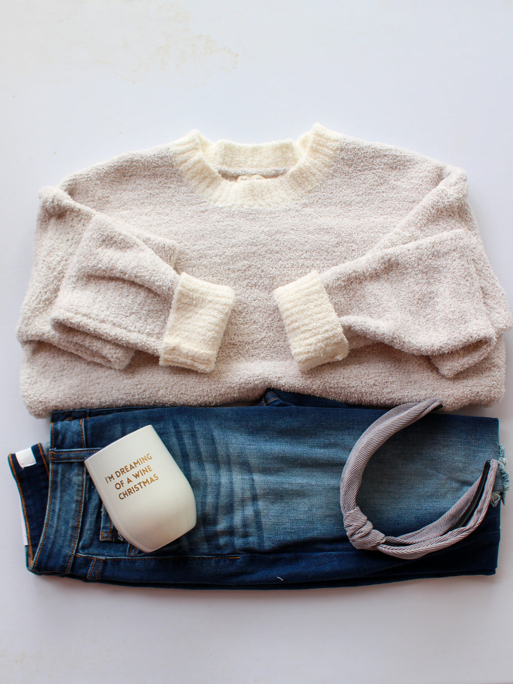 Feel Good Sweater