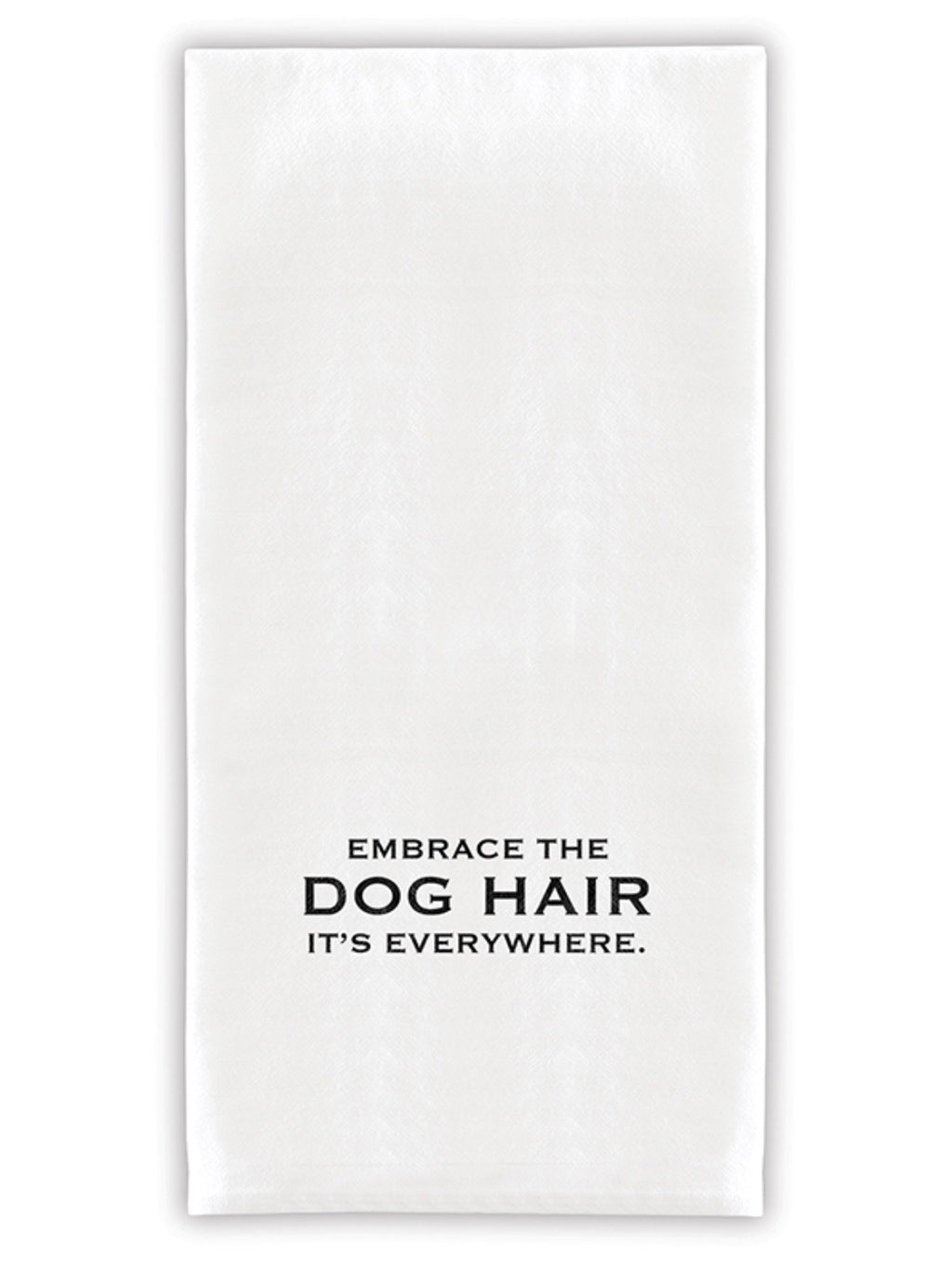 Embrace the Dog Hair Towel