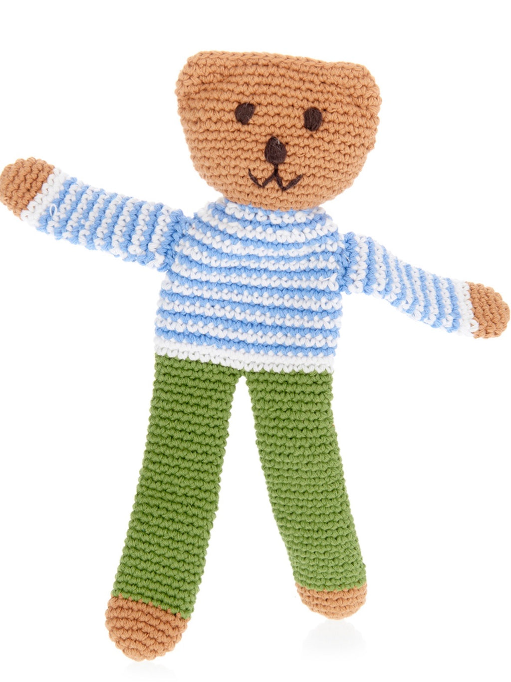 Crochet Mr. Bear