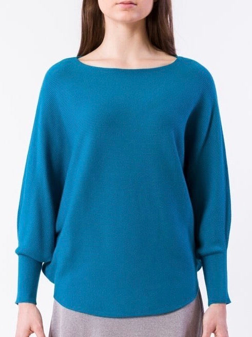 Spring Ahead Sweater Teal