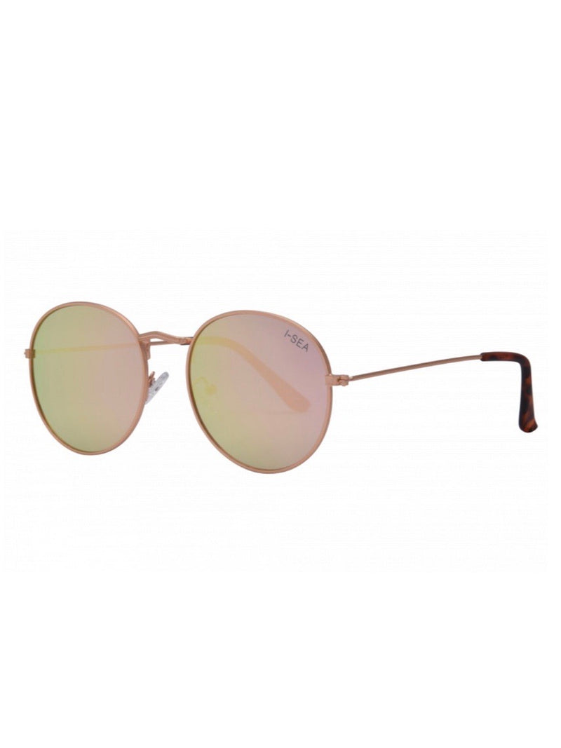 London Sunglasses - Rose Gold