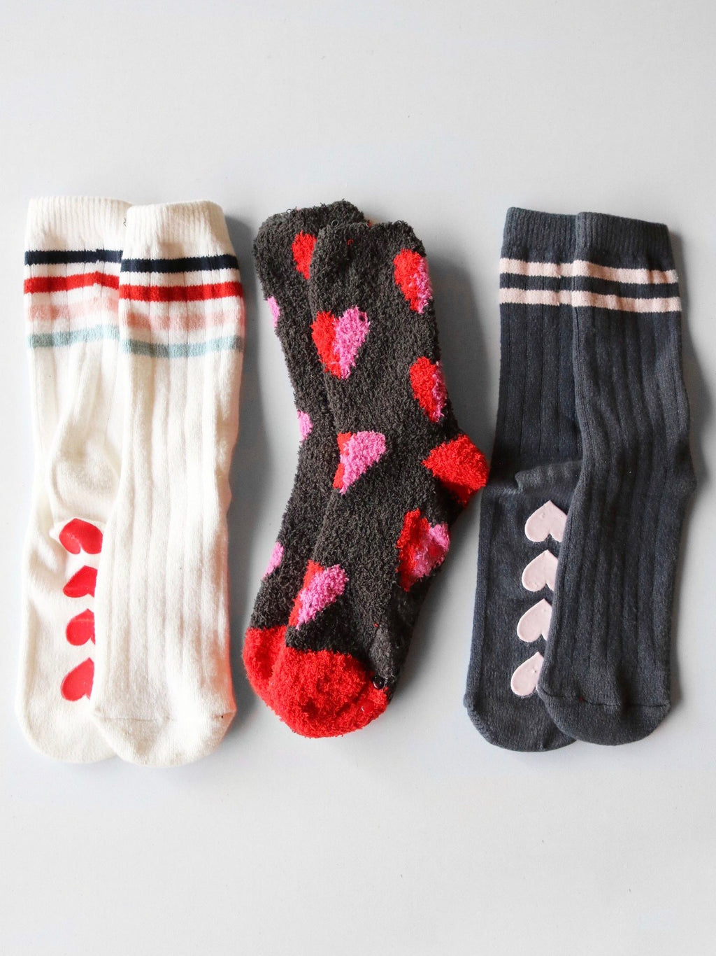 Young At Heart Socks- Assorted