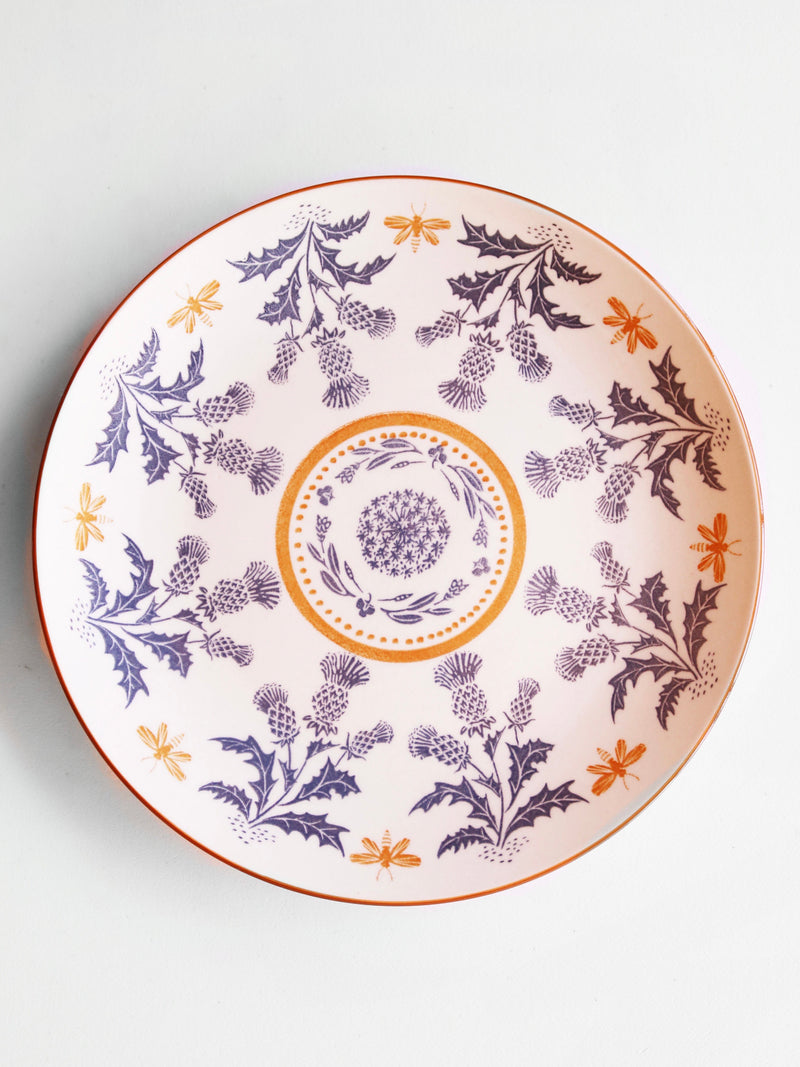 Thistle Plate