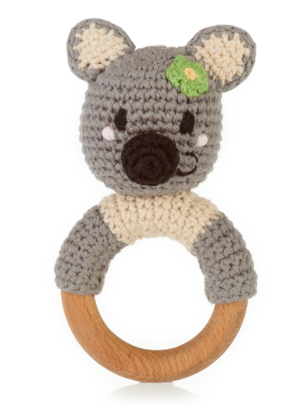 Koala Wooden Teething Ring
