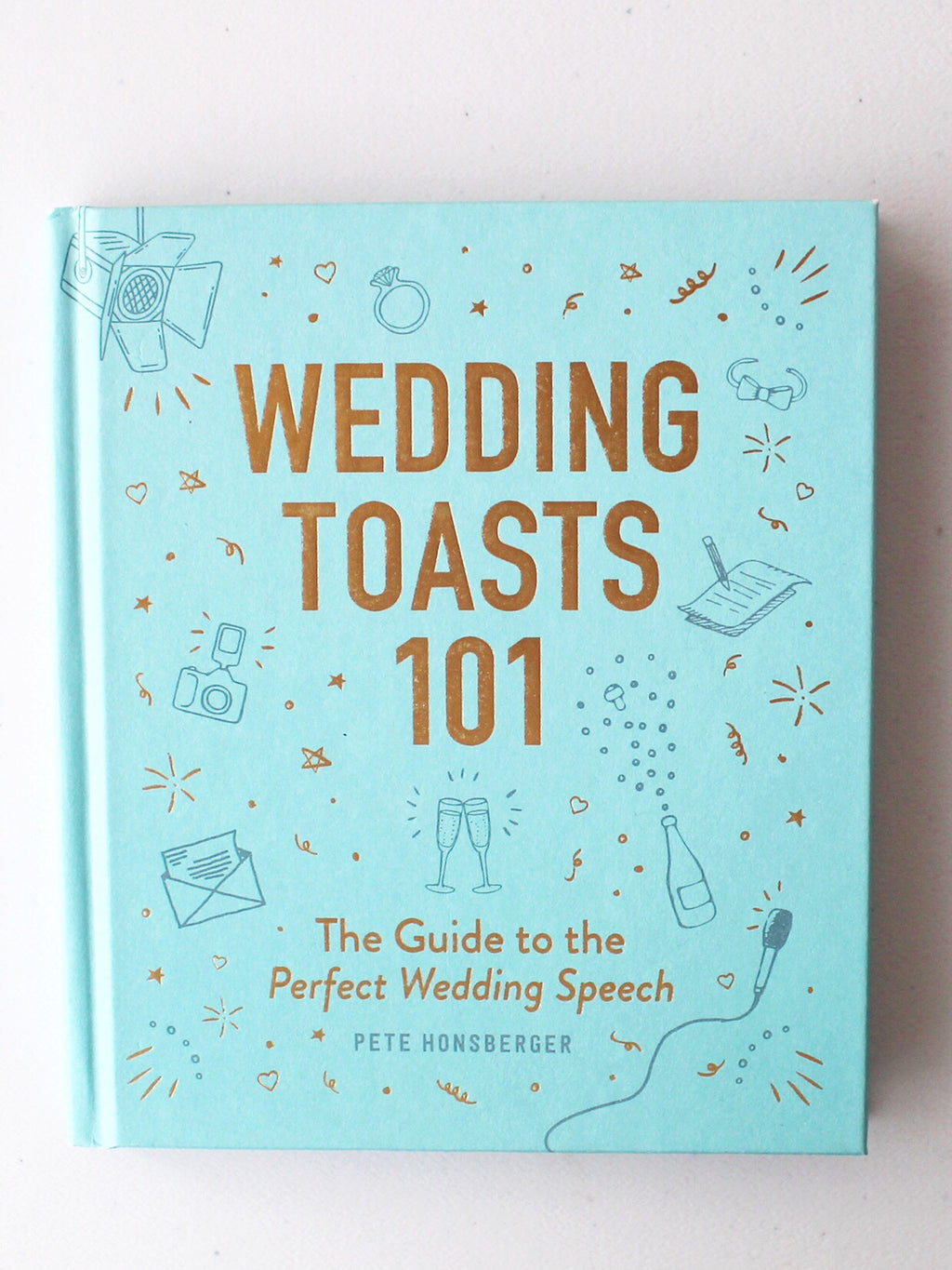 Wedding Toasts 101 Book