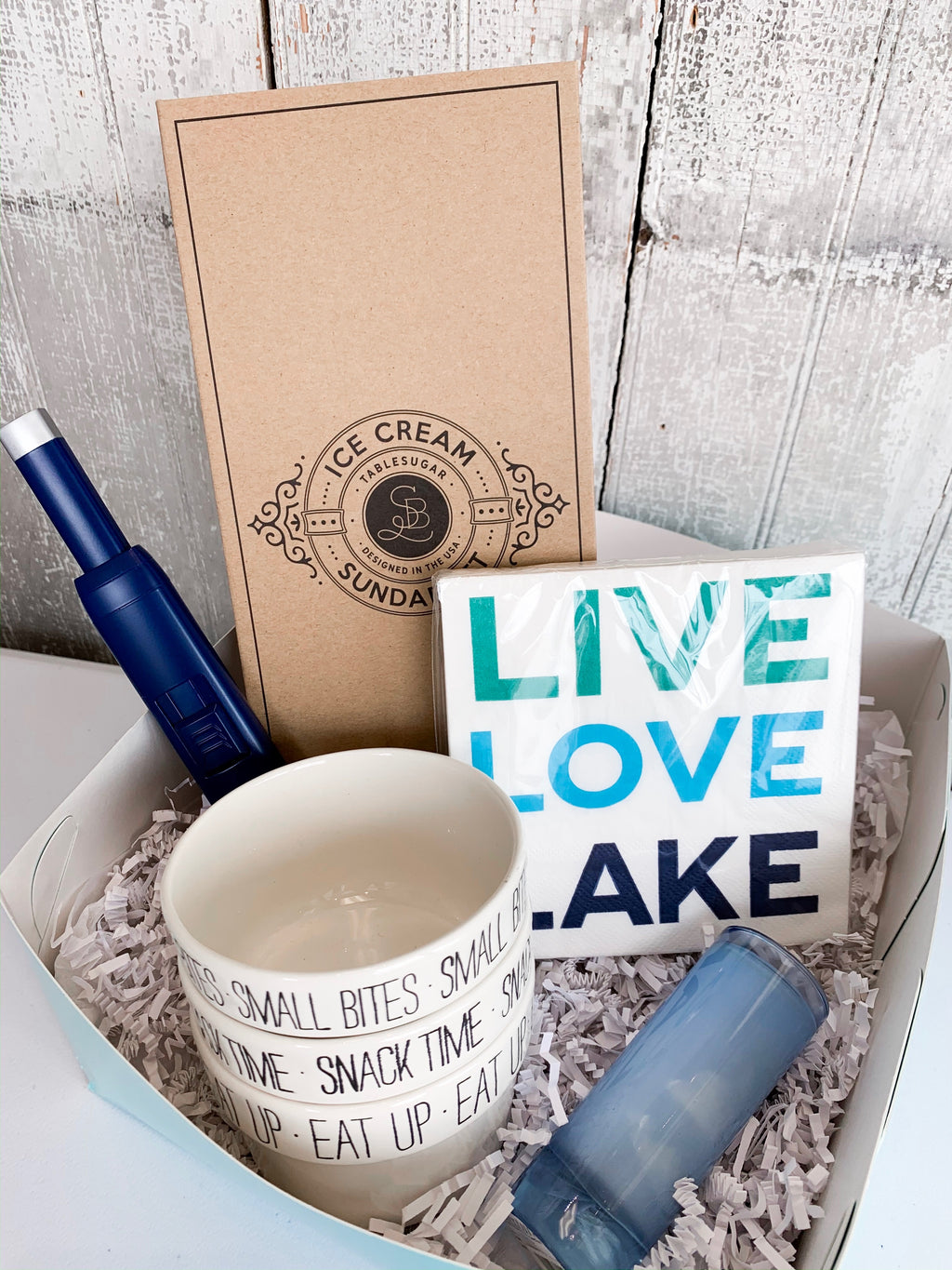 Lake Lover Gift Set