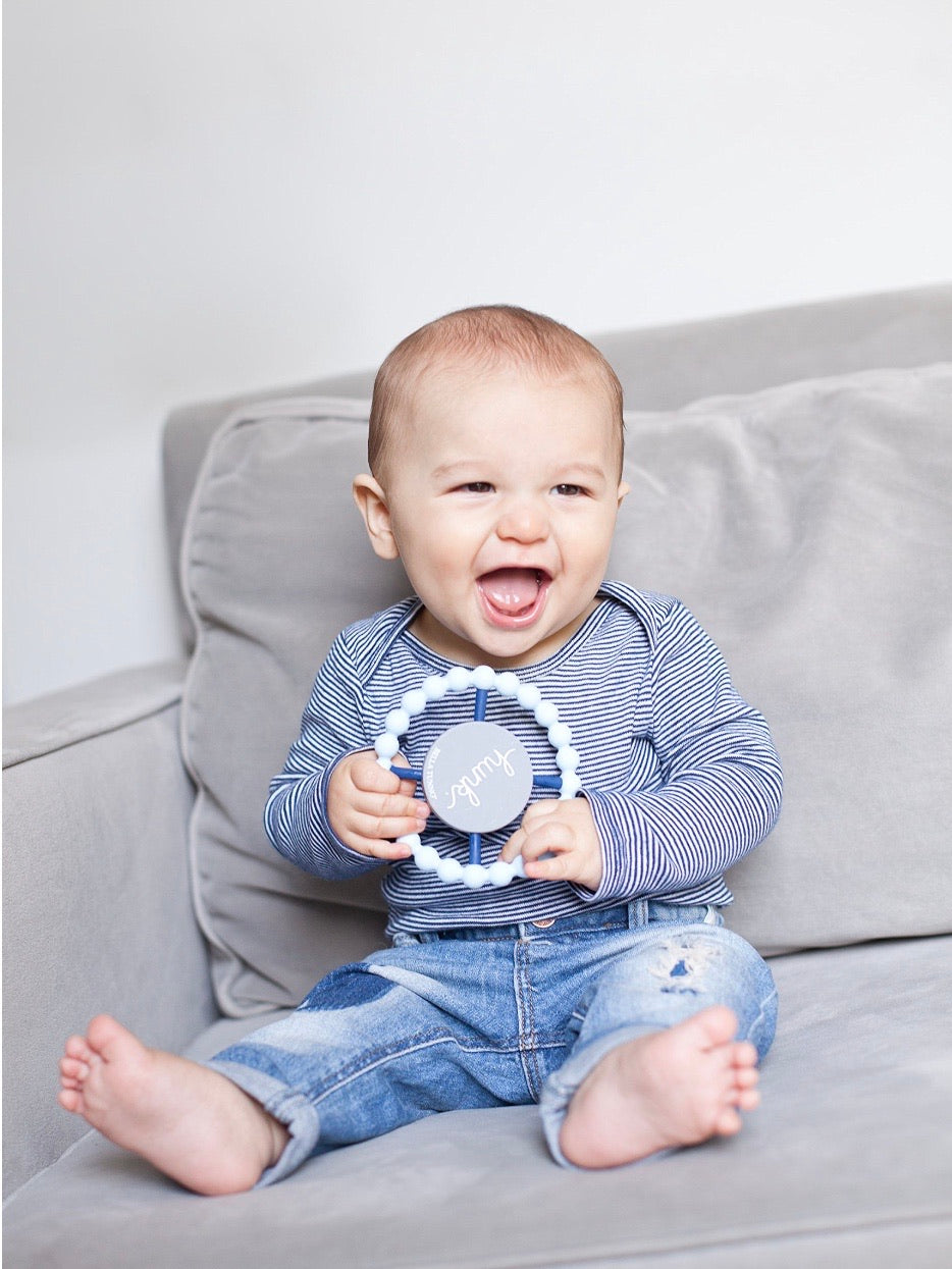 Hunk Teething Ring