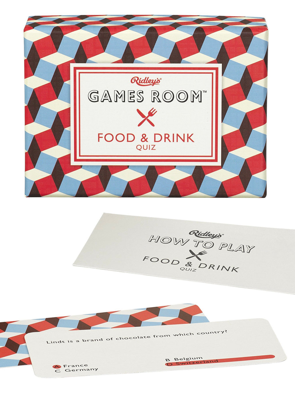 Food & Drink Trivia Quiz Game