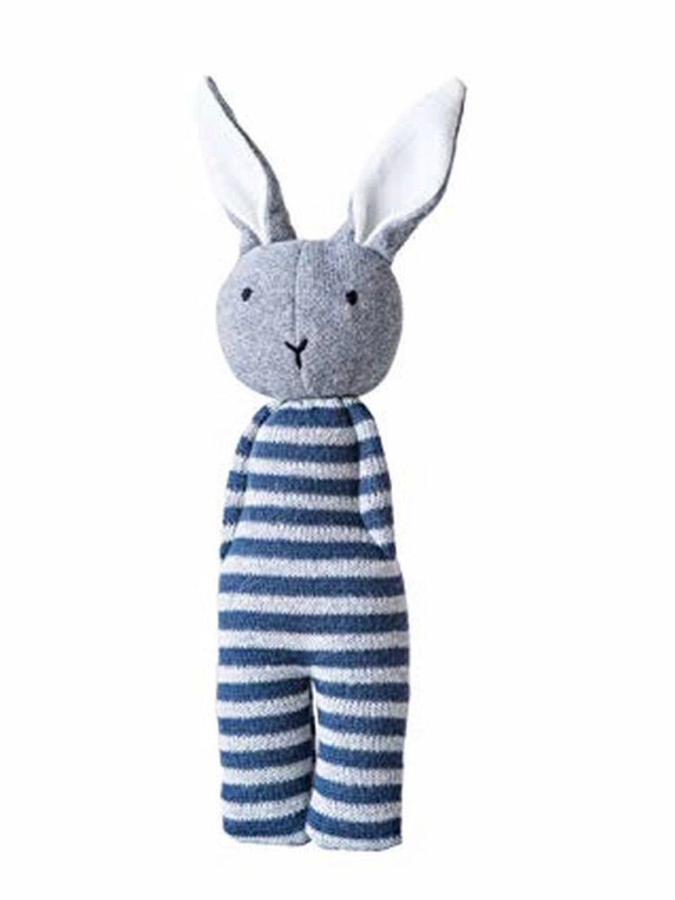 Rattle Knit Bunny