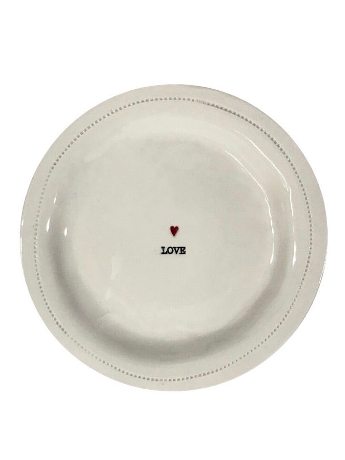 Heart Love Trinket Dish