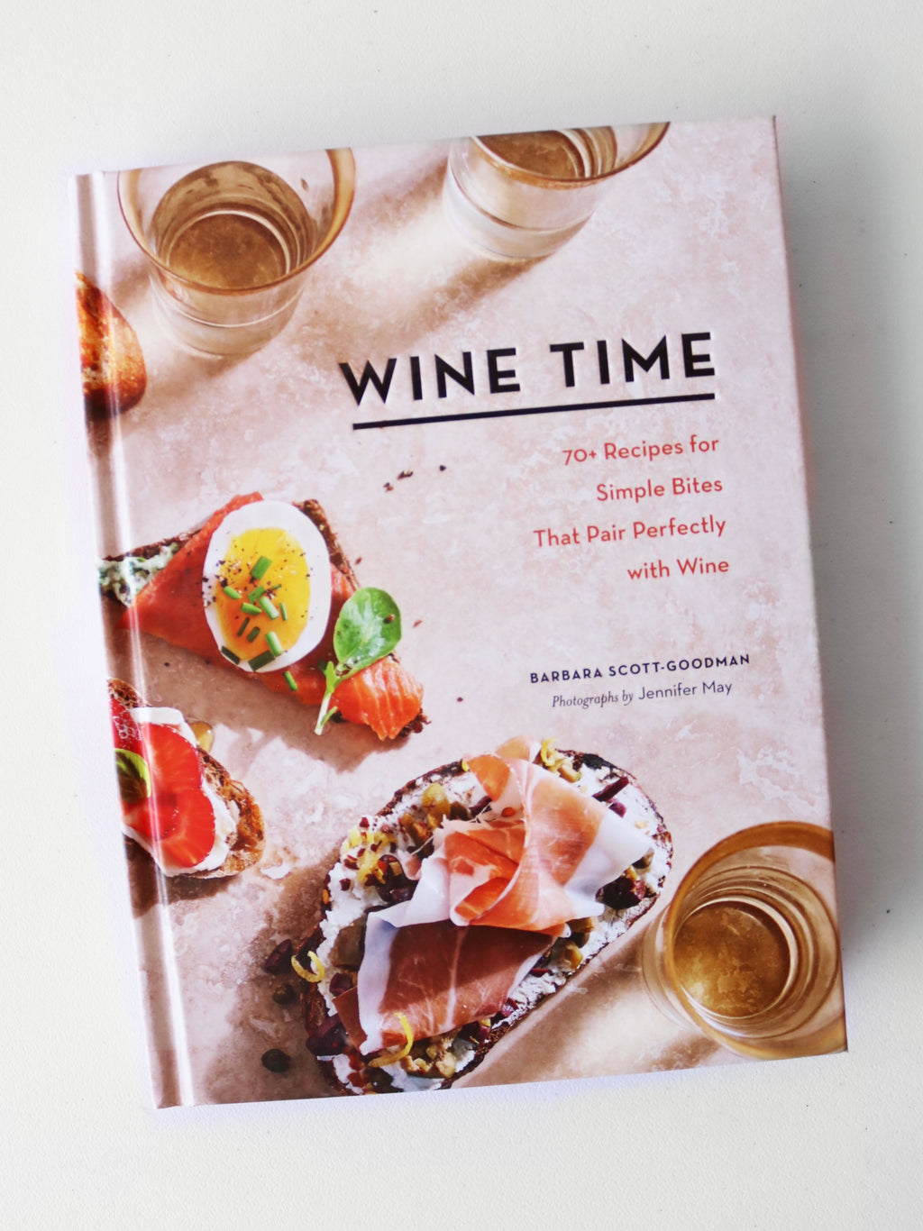 Wine Time Book
