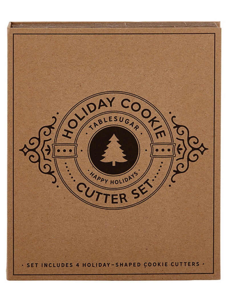 Holiday Cookie Cutter Gift Set