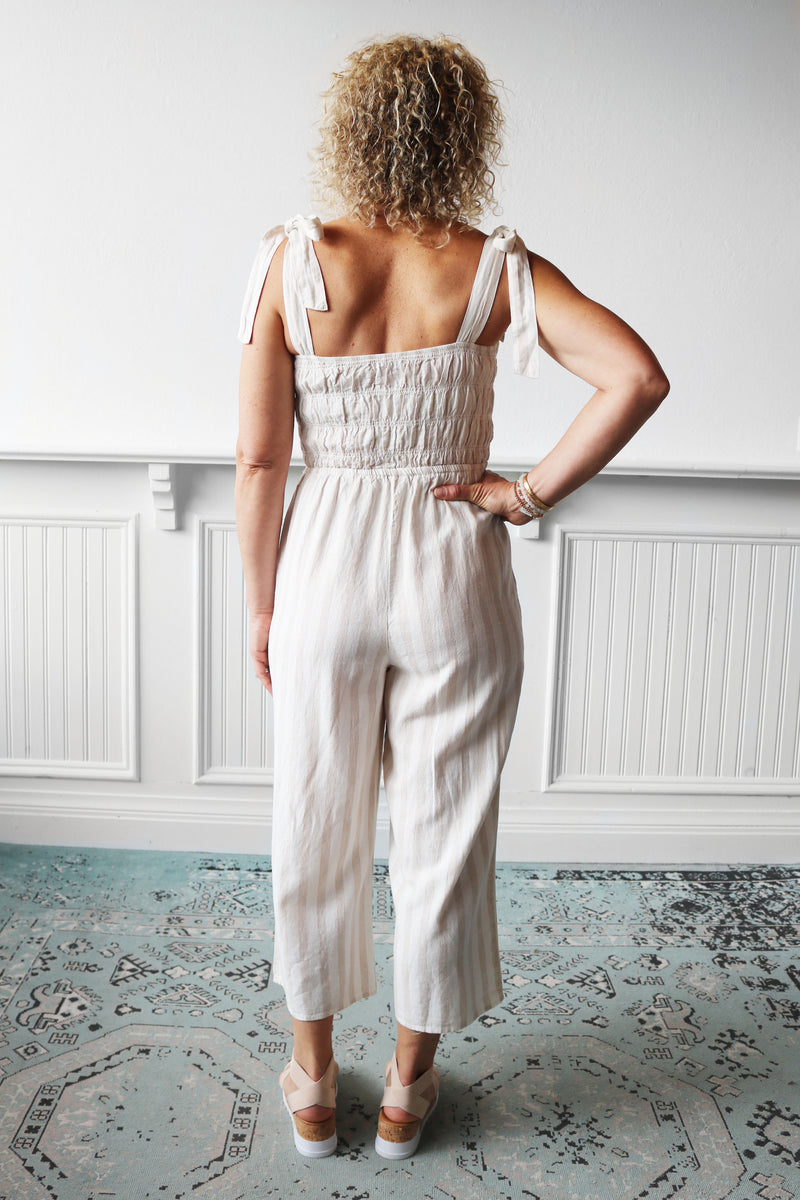 In the Hamptons Jumpsuit