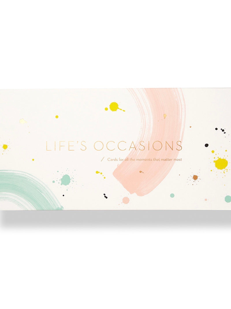 Life's Occasions Card Box