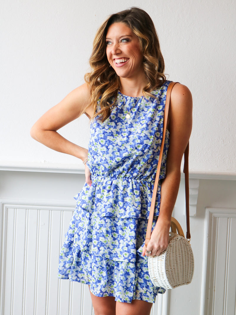 Wildest Dreams Floral Dress