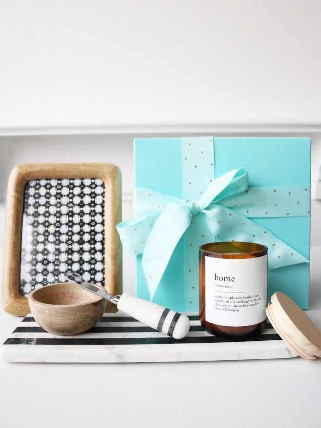 Warm This House Gift Set