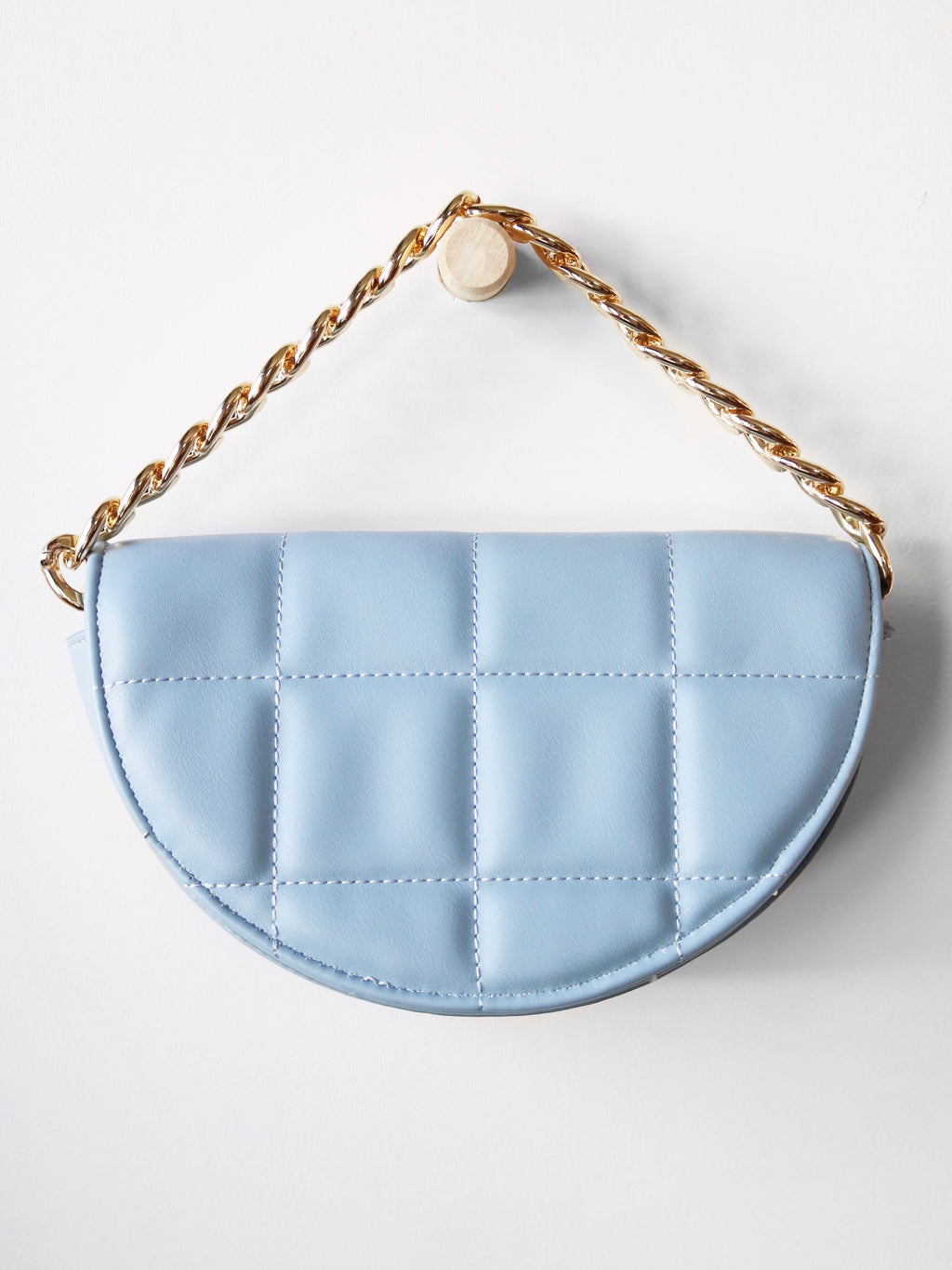 Chain Belted Crossbody