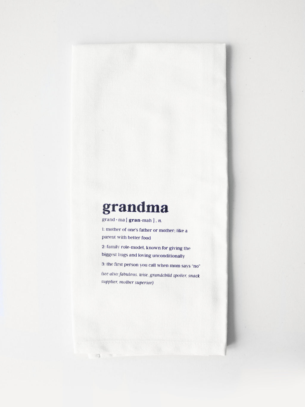 Grandma Tea Towel