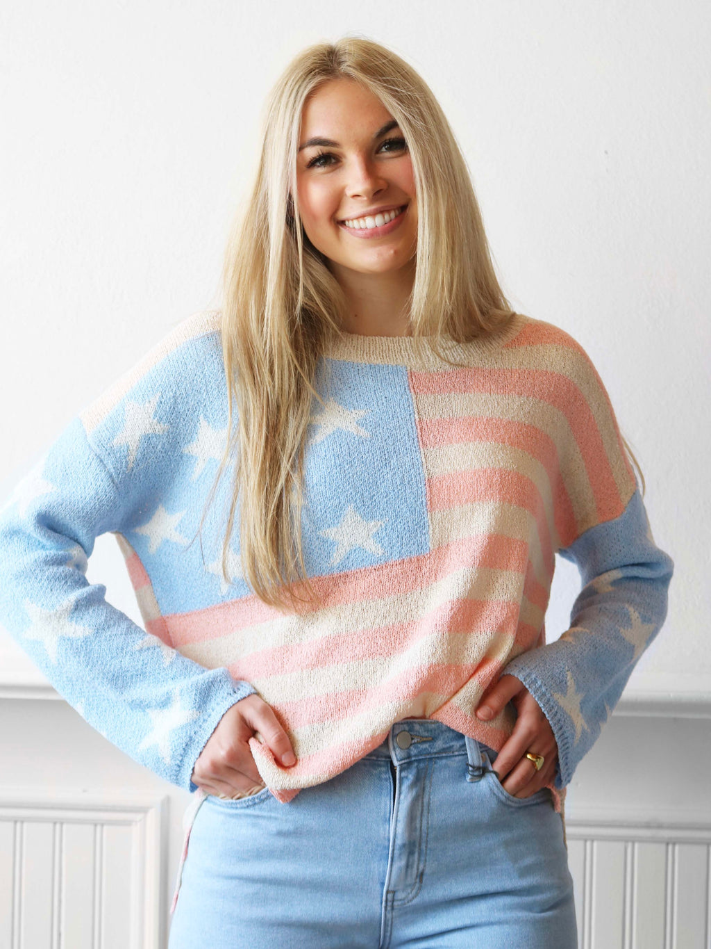Party in the USA Sweater