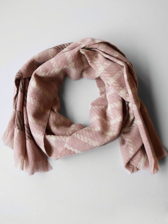 Simply Plaid Scarf