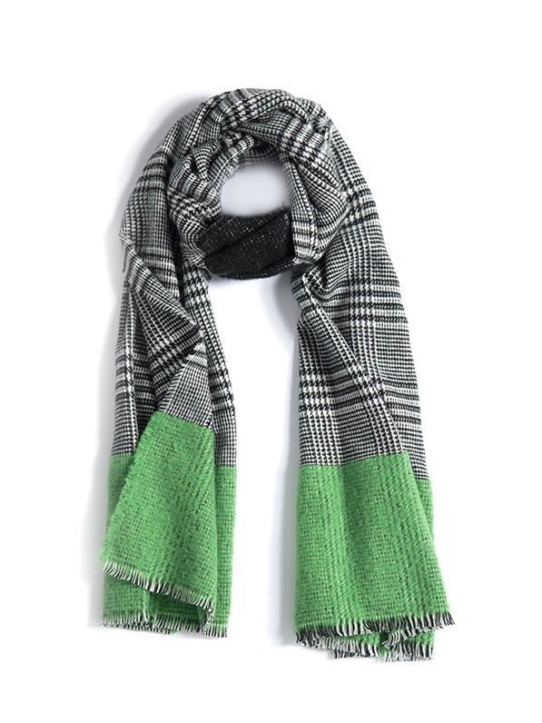 Green With Envy Scarf