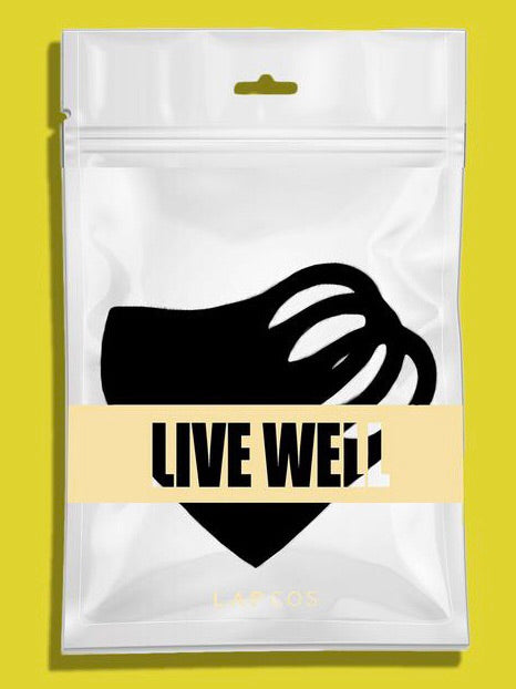 Live Well Facemask Set of 3