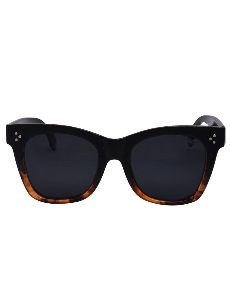 Stevie Sunglasses - Black Tortoise