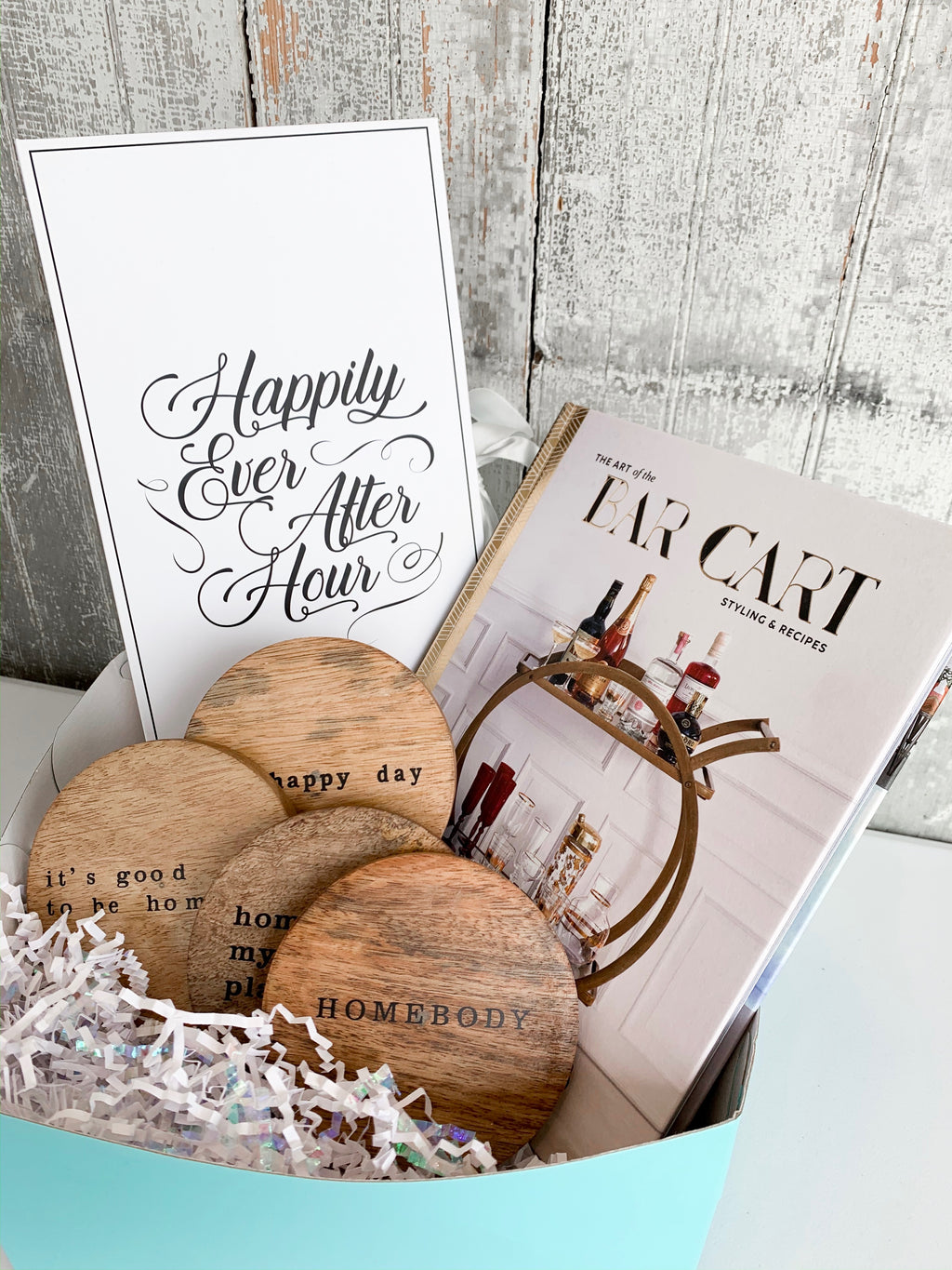 Happily Ever After Hours Gift Set