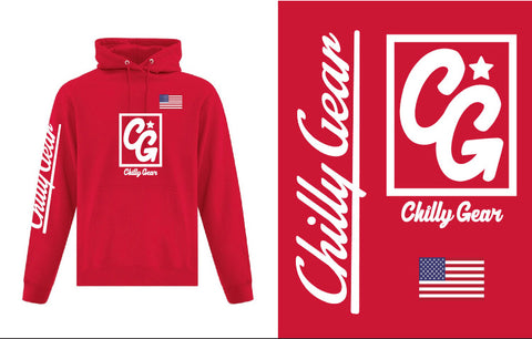 Chilly Gear USA Independence Day Addition Hoodie