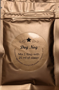 Dog Nog (Egg Nog drink mix)