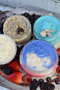 Traditional Body Scrubs